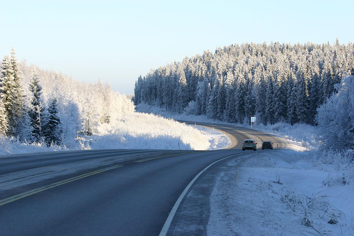 Liikenneväylien talvihoito